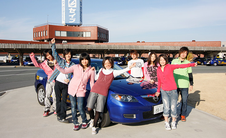 静岡県セイブ自動車学校の安心、格安、丁寧な予約は運転免許受付センター